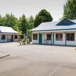 Motel Car Park